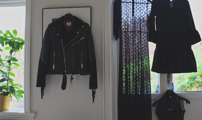 karolinedelaconcha-black-leather-dress