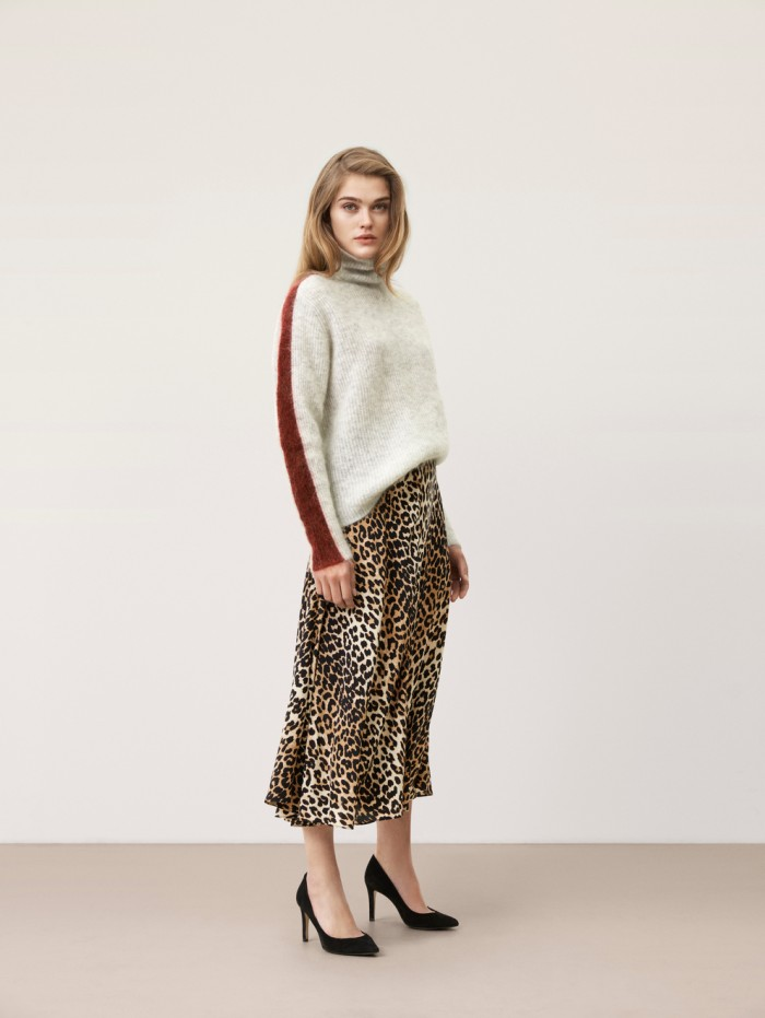karolinedelaconcha-ganni-leopard-skirt